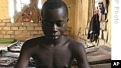 Un enfant-soldat en République démocratique du Congo (AP)