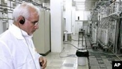 이란의 핵 시설 (자료사진)