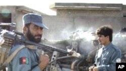 ہلمند میں چار افغان پولیس اہلکار ہلاک
