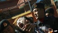 نیپال: بم دھماکے میں تین افراد ہلاک
