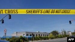В апреле массовая стрельба произошла в синагоге в Калифорнии
