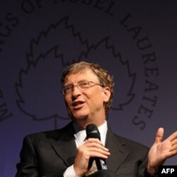 Bill Geyts asos solgan jamg'arma global vaksina ta'minotini yaxshilash uchun milliardlab dollar sarflamoqda