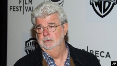 98114777a3 FILE - George Lucas attends the Tribeca Talks  Director Series during the Tribeca  Film Festival