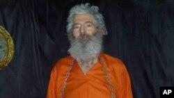 Ông Robert Levinson bị mất tích ở Iran vào năm 2007.