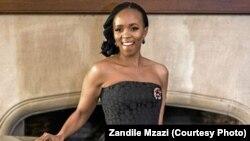 Zandile Mzazi