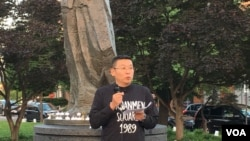 公民力量創辦人楊建利資料照。