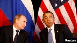 صدر اوباما وویل د مسلې د حل مناسبه طریقه د یوکرین حکومت او نړي والو څارنکارانو سره نیغ په نیغه خبرې اترې کولو کې دی