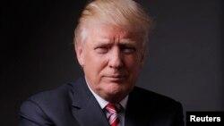 Ứng cử viên Tổng thống của Đảng Cộng hòa, Donald Trump.