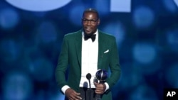 Kevin Durant, Espy Awards, Los Angeles, le 16 juin 2014.