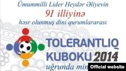 """""""Tolerantlıq kuboku"""" dindarların futbol yarışı"""