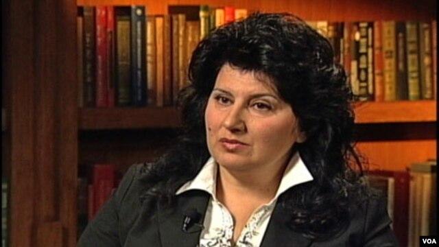 Vesna Aleksić, glavni inspektor Poreske policije u srpskom Ministarstvu finansija