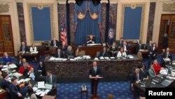 Заседание в Сенате