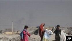 نیویارک ټایمز: ناټو ۹ افغان ماشومان چې خس یې راټولول ووژل