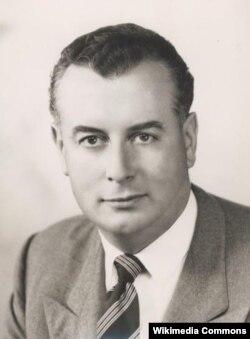 Cựu Thủ tướng Australia Gough Whitlam