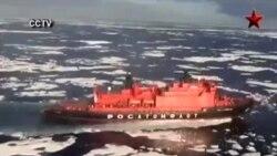 Русија, Гринпис и Арктикот