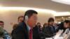 被中國官員三次打斷 楊建利在聯合國人權理事會上完成發言