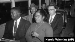 آغازین روزهای مبارزۀ مدنی داکتر کینگ، سال ۱۹۵۶