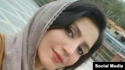 فروزان یزدانیپور، دانشجوی دانشگاه تهران