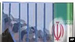 ملاقات اعضای خانوادۀ زندانیان آلمانی در ایران