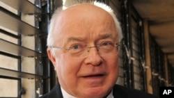Jozef Wesolowski fue designado nuncio apostólico en República Dominicana en 2008 por el entonces papa Benedicto XVI.