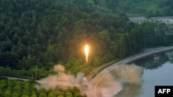 VOA Asia - More North Korean missiles are fired into the sea