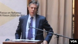 Lars Gunnar Wigemark, šef Delegacije Evropske unije u BiH