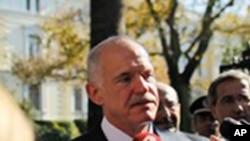 Umushikiranganji wa mbere w'Ubugiriki, George Papandreou