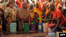 Un marché à Dar es Salaam, en Tanzanie, le 27 septembre 2013.