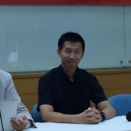王睿,2016年6月29日记者会上发言。