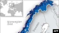 Північна Норвегія, район кордону з Росією