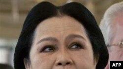 Hoàng hậu Sirikit của Thái Lan