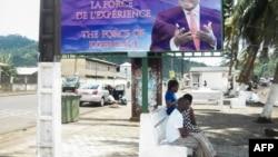 Limbé, ville côtière du sud-ouest, dans la partie anglophone du Cameroun, le 26 septembre 2018.