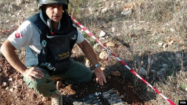 Cluster Munitions Monitor 2012 shows much progress in destruction of weapons (Cluster Munitions Coalition)