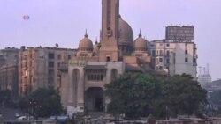 埃及全國各地教堂遭嚴重破壞