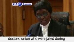 Kenya: Urukiko rw'ubujurire rwategetse ko abaganga bari bafungiwe imyigaragambyo barekurwa