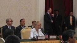 美国务卿出席东盟论坛 暗批中国不民主