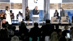 US First Lady Presents International Women of Courage Award