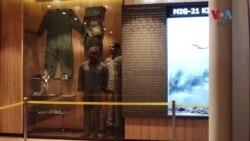 کراچی کے میوزیم میں 'ابھینندن' گیلری
