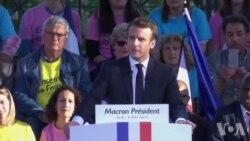 Macron sur les terres de Jaurès pour son dernier meeting (vidéo)
