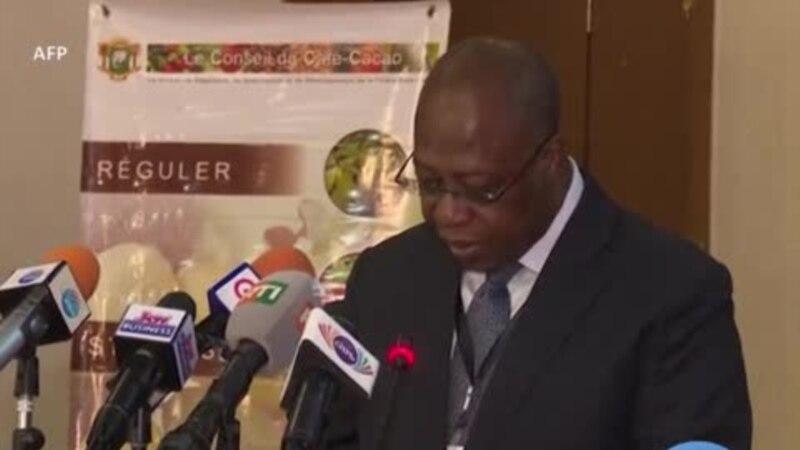 Le Ghana et la Côte d'Ivoire suspendent leurs ventes de cacao