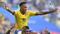 VOA Sports du 3 juillet 2018 : les quarts de finale de la Coupe du monde en Russie