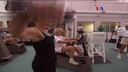 El ejercicio para los mayores de 60