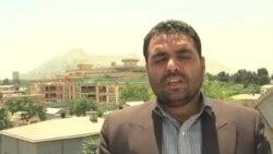 همایون شعیب گزارشگر صدای امریکا از کابل