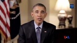 2015-12-06 美國之音視頻新聞: 奧巴馬說美國人民不會被恐怖襲擊嚇倒