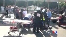 2014-11-11 美國之音視頻新聞: 巴勒斯坦人襲擊導致一名以色列人喪生