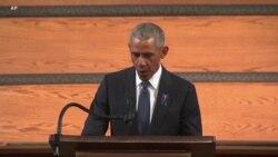 Демократи бараат од Обама поотворено да се ангажира за поддршка на Бајден
