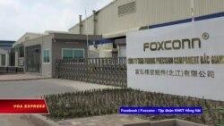 Truyền hình VOA 19/5/21: COVID tái bùng phát, VN đóng cửa nhà máy của Foxconn