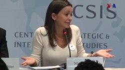 Maria Corina Machado dice que en Venezuela le espera la cárcel