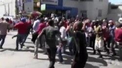 Manifestasyon Opozisyon an nan Pòtoprens