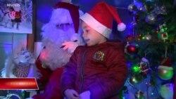 Ngôi làng Giáng sinh ở Bỉ